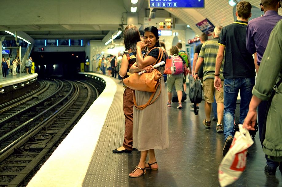 So you're coming to Paris? Forget about the Eiffel Tower! Take a tour of the Metro instead!