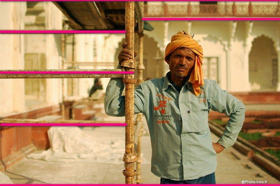 Réaliser le portrait photo d'un artisan dans la rue