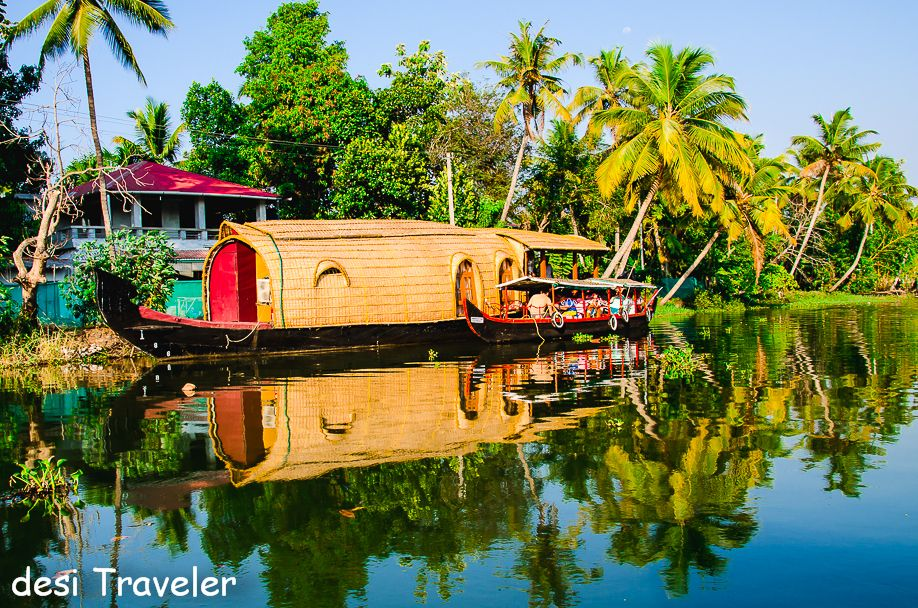 Stay in a House boat in backwaters of Alleppey Kerala review