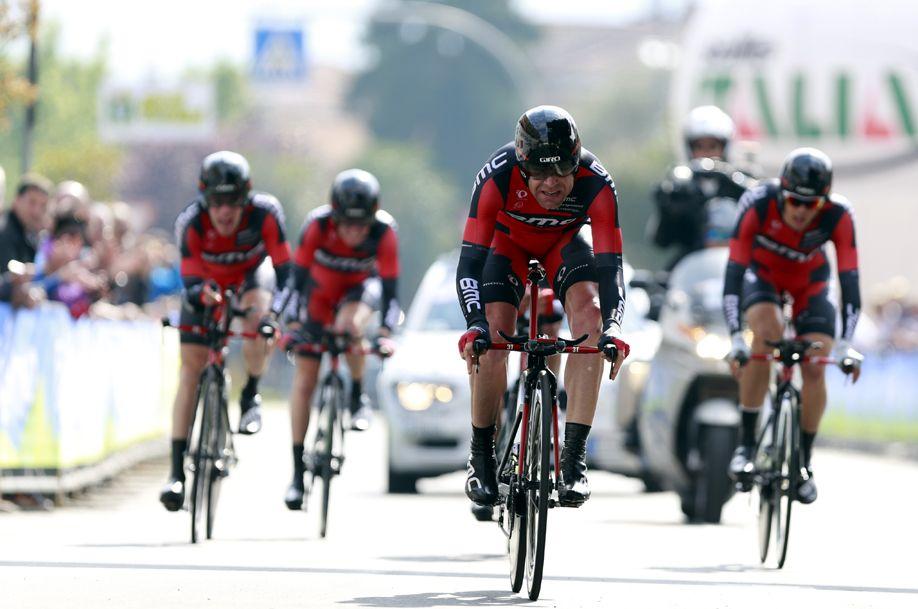 Cycling Race 'Giro del Trentino' 2014