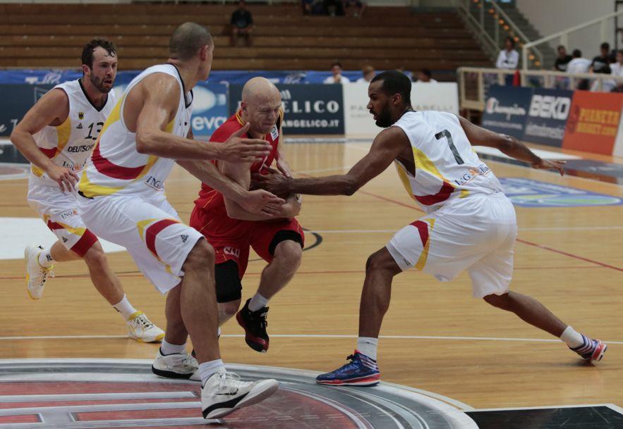 Trentino Basketball Cup 2014
