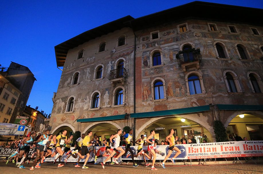 Giro Internazionale Citta di Trento - Trento Tour running 10 km