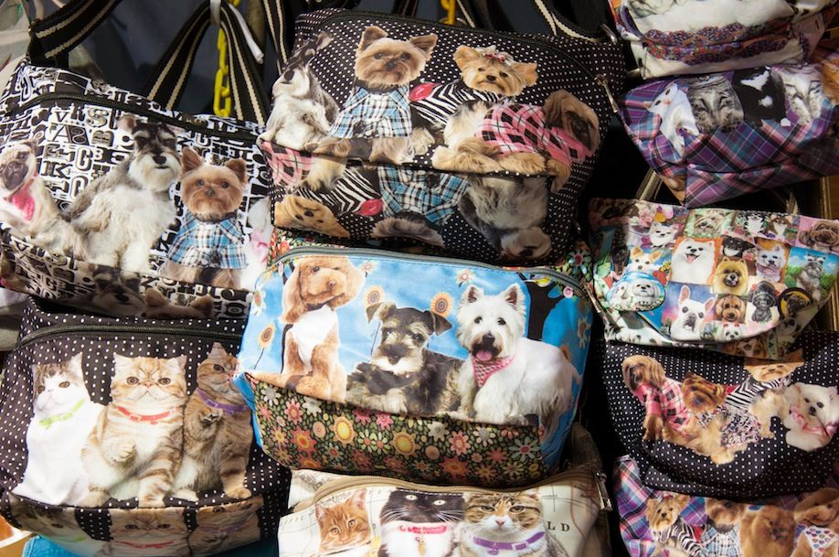 5BKPK_For those who enjoy purses and doggies