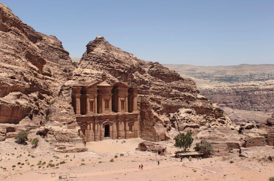 al-Deir Monastery