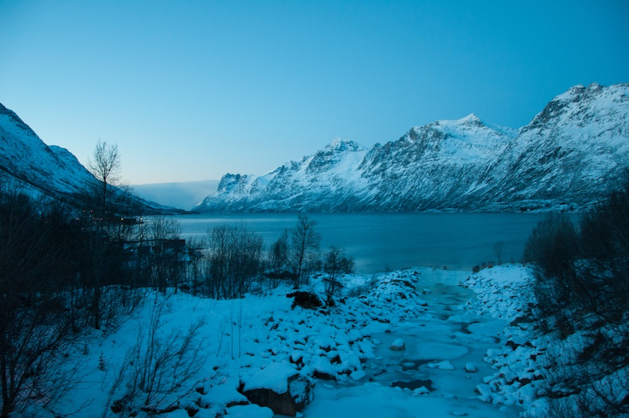 1_Maxium amount of day light during the Polar Night in Northern Norway