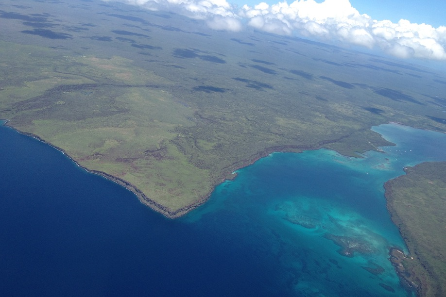 5_The Galapagos Islands as seen from up above need no filter