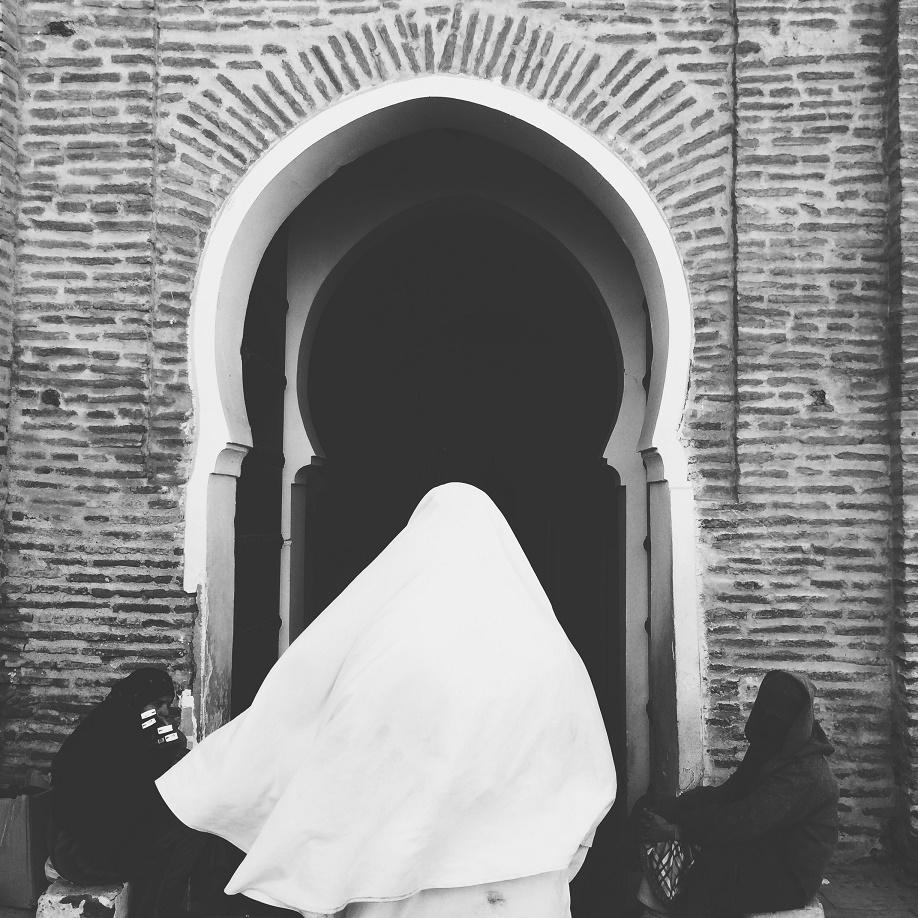 Photo 4 - Prayer time in Marrakesh
