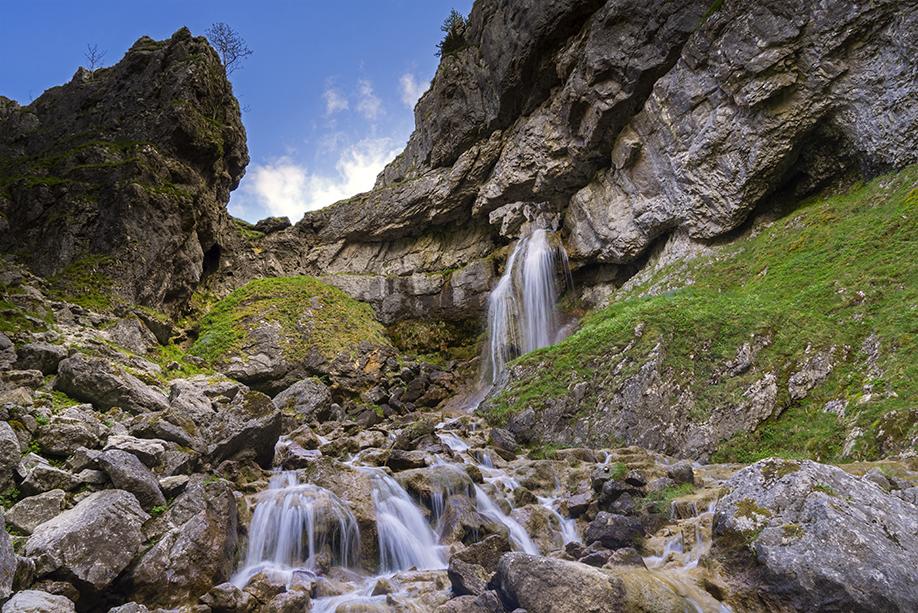 Gordale_Wasserfall