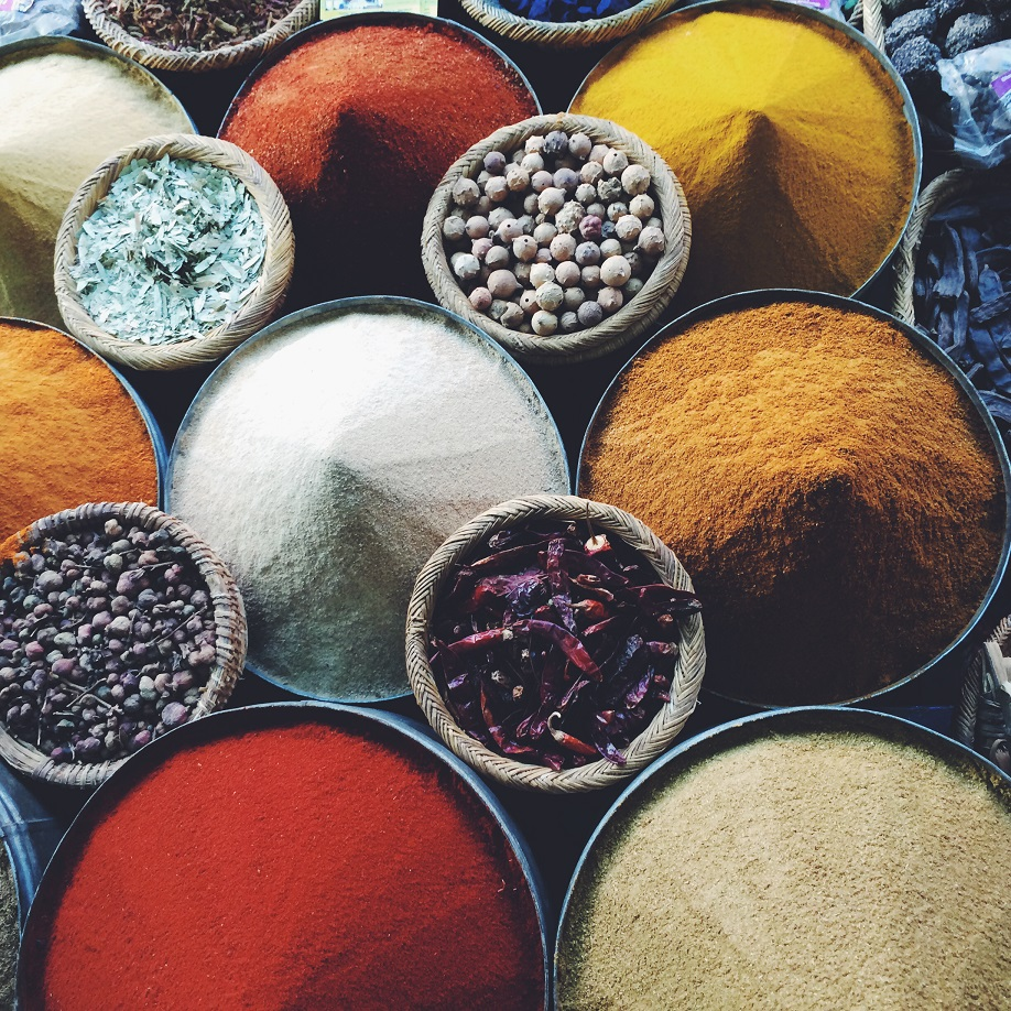 Photo 1 - spices in Marrakesh