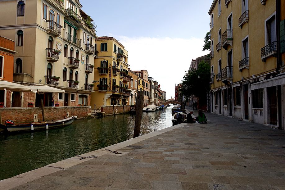 イタリア 水の都 ベネチア