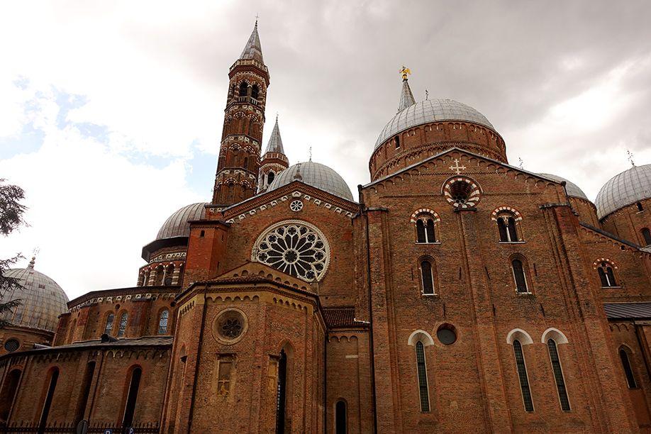 イタリア パドヴァ 聖堂