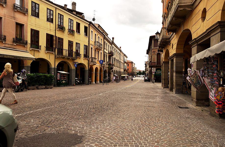 イタリア パドヴァ 街並み