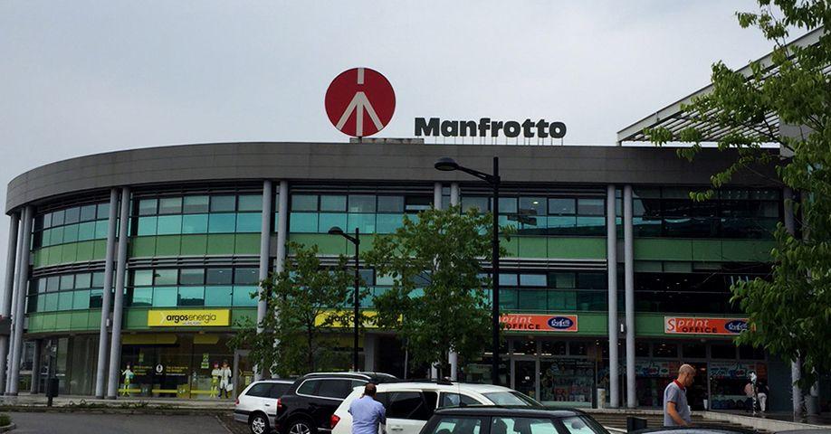 イタリア マンフロット社 本社