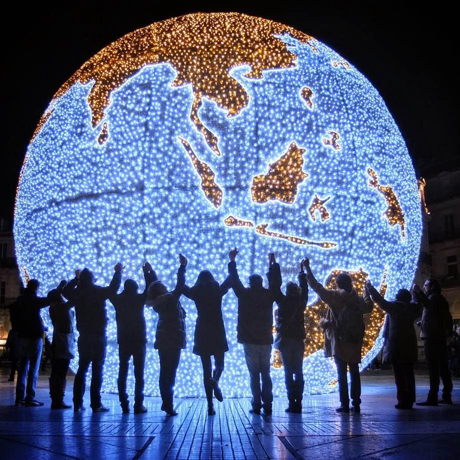 Sigrid - モンペリエでのInstameet - 2014年12月
