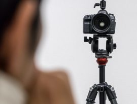 ポートレイト撮影の方法と照明を使った楽しみ方。ポートレイト撮影のセッティング。