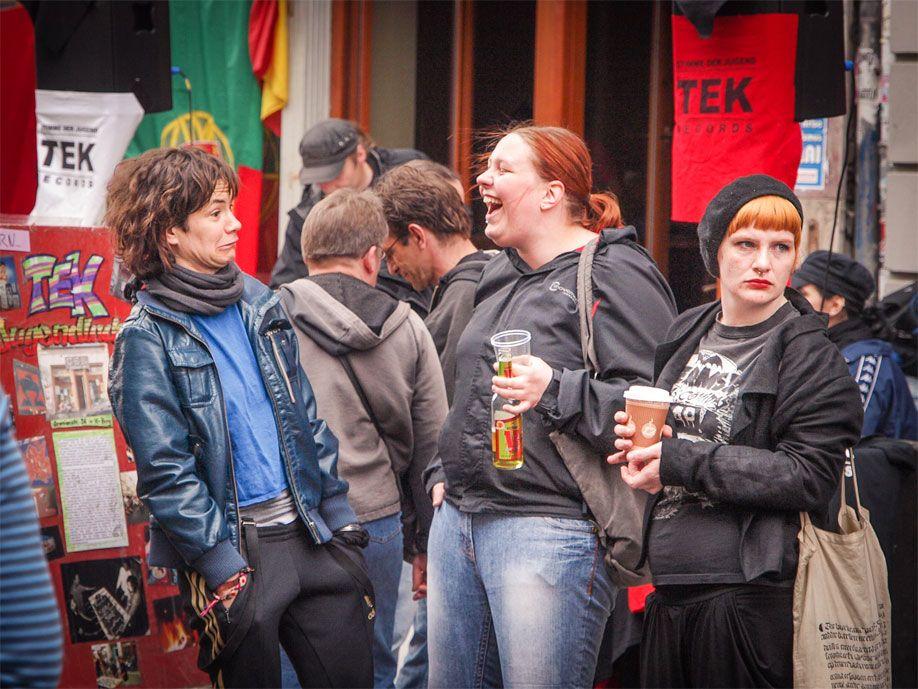 Berlin pauvre et sexy