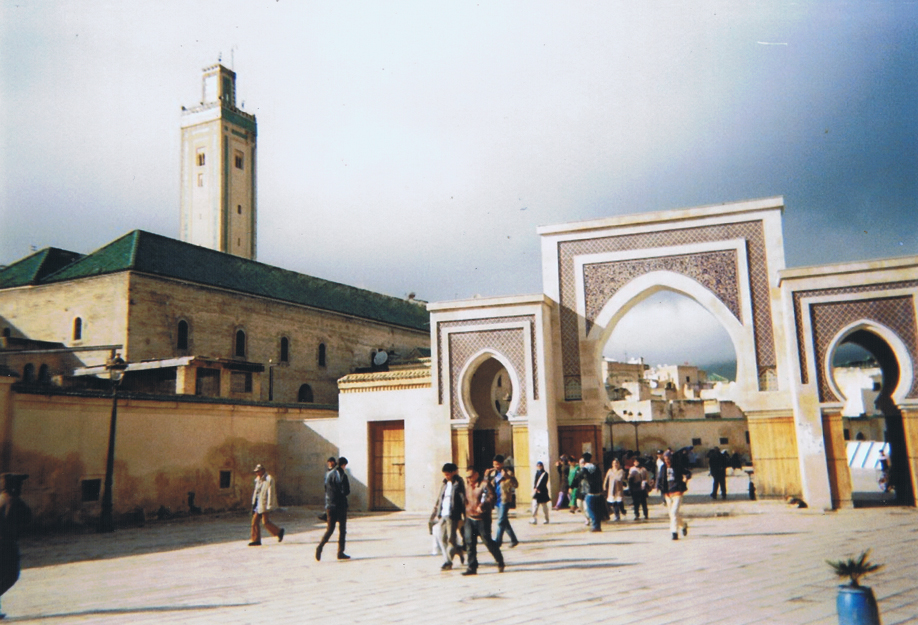 Disposable camera - ©jaimelemonde.fr - Morocco - Old City of Fez (2)