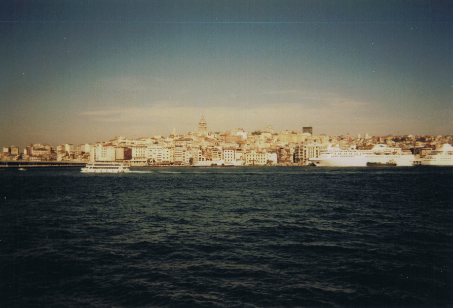 Disposable camera - ©jaimelemonde.fr - Turkey - Galata neighborhood in Istanbul (1)