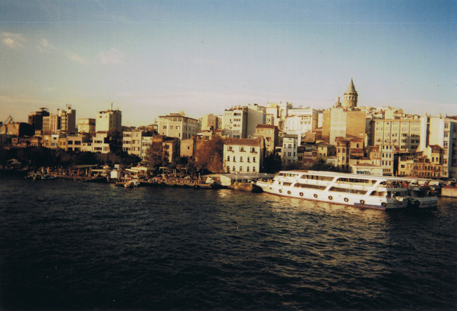 Disposable camera - ©jaimelemonde.fr - Turkey - Galata neighborhood in Istanbul (2)