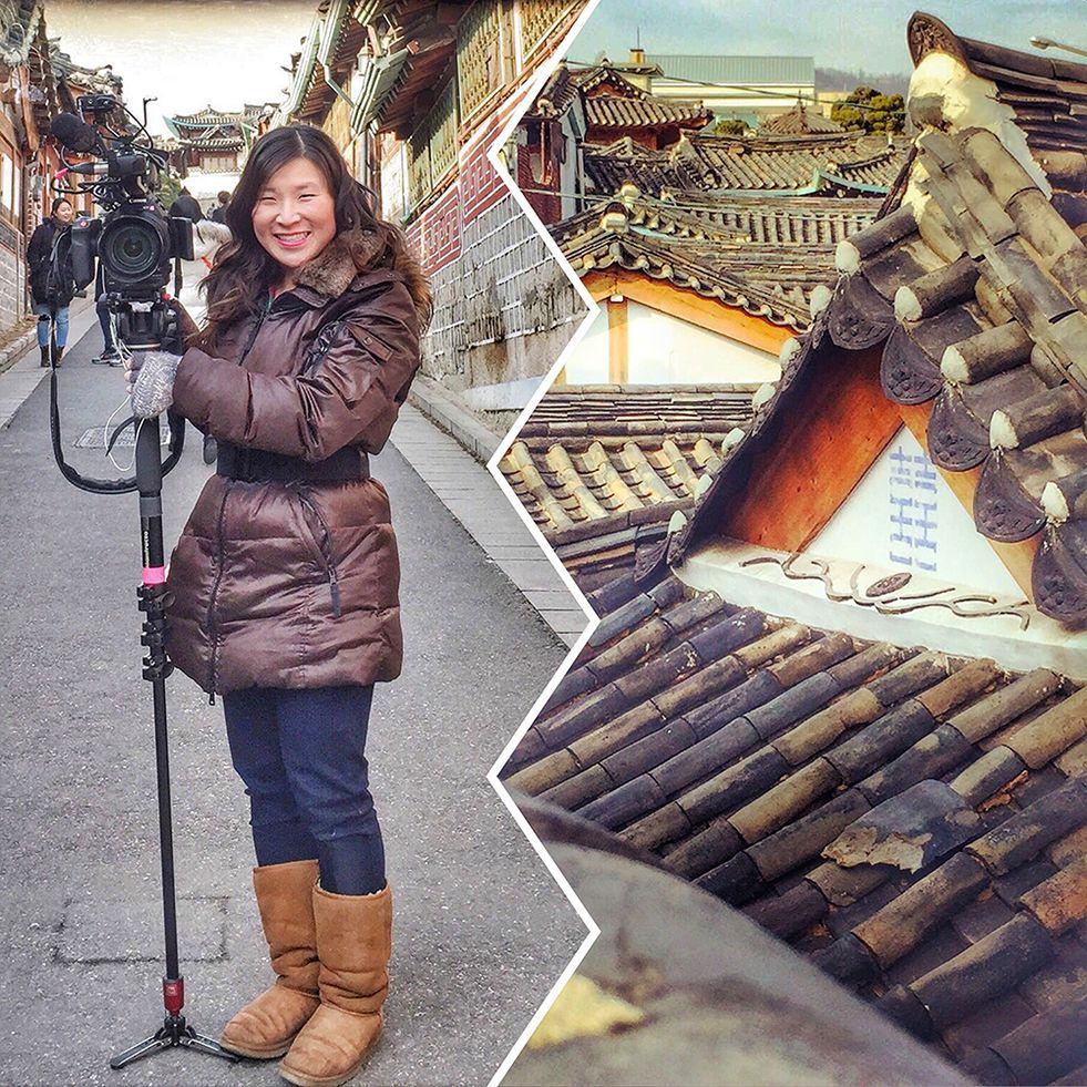 Bukchon Korean Village_Monopod_Juliana Broste