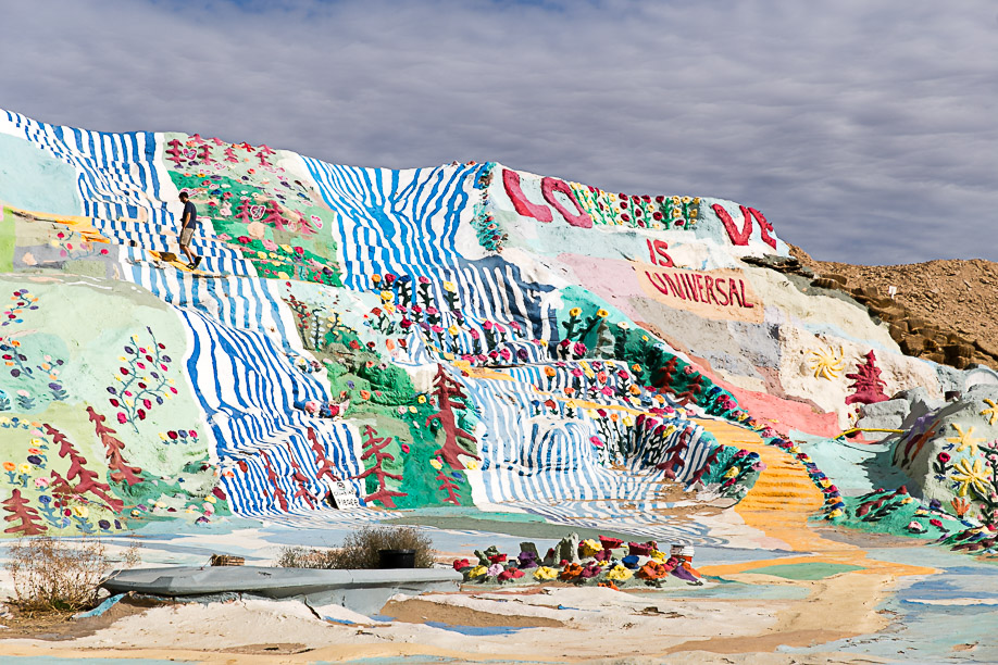 Salvation Mountain © Kat Molesworth-3
