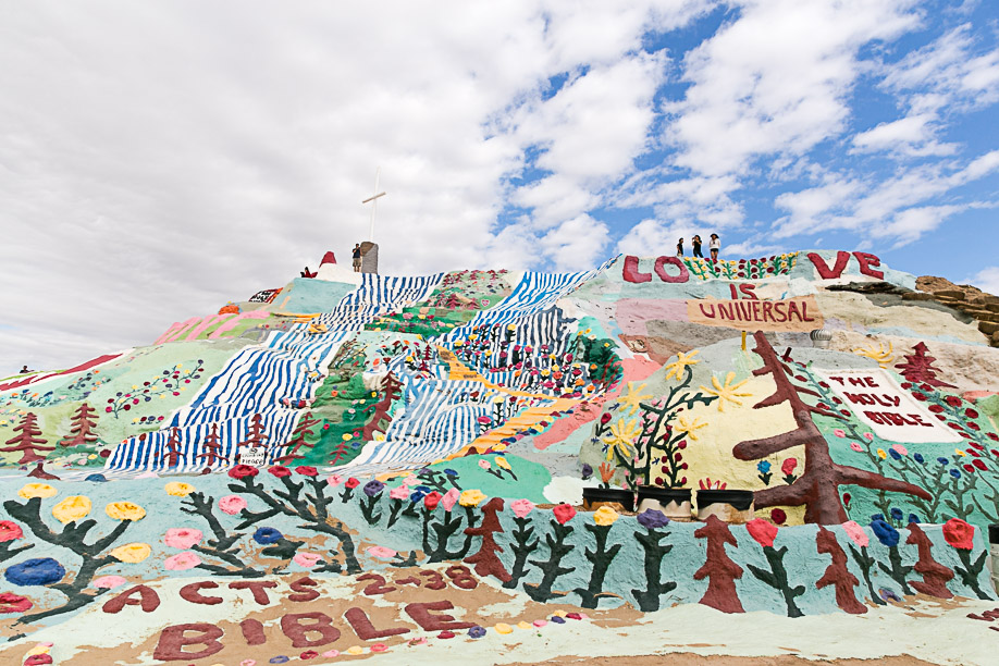 Salvation Mountain © Kat Molesworth-4
