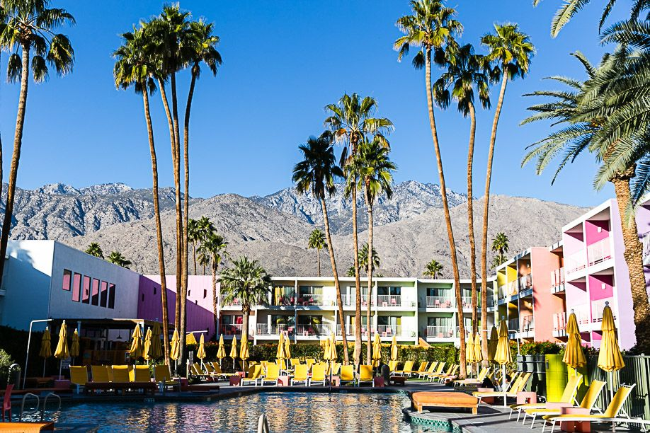 The Saguaro Hotel Palm Springs by Kat Molesworth (2)