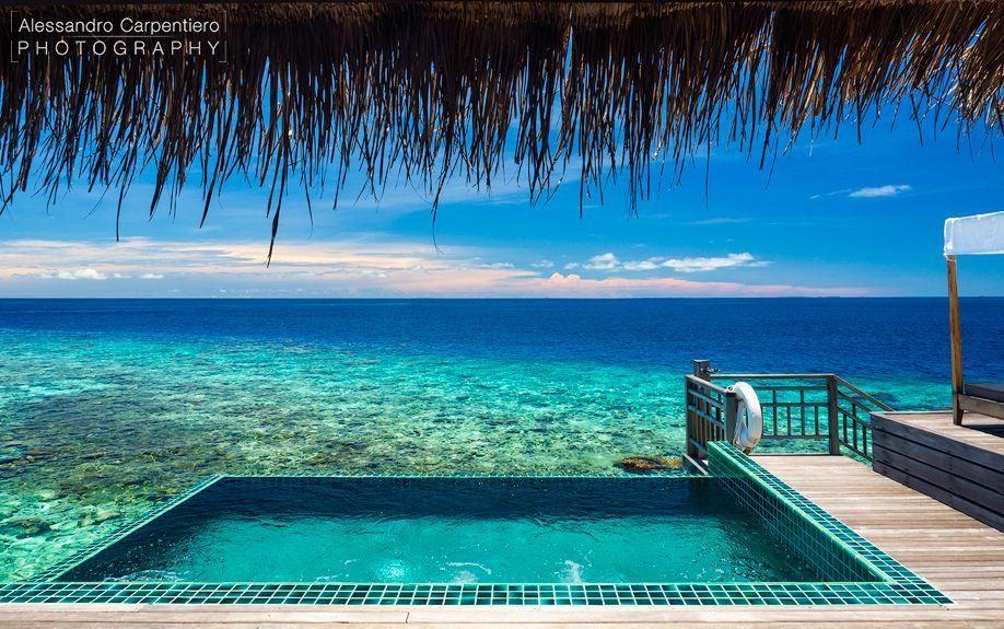 Alessandro Carpentiero 02 - Morning in Maldives