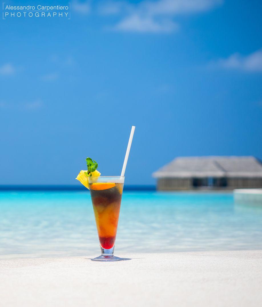 Alessandro Carpentiero 06 -Drink at Maldives Relax