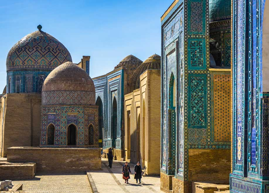 Samarkand Tombs