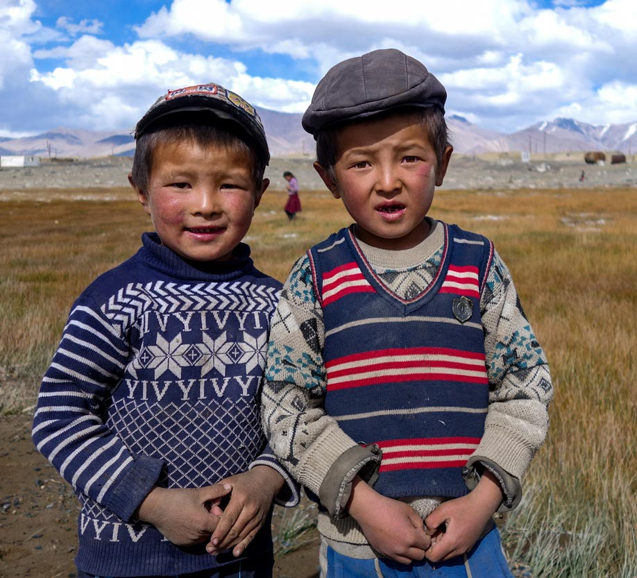 Young-Boys-Karakul-Lake