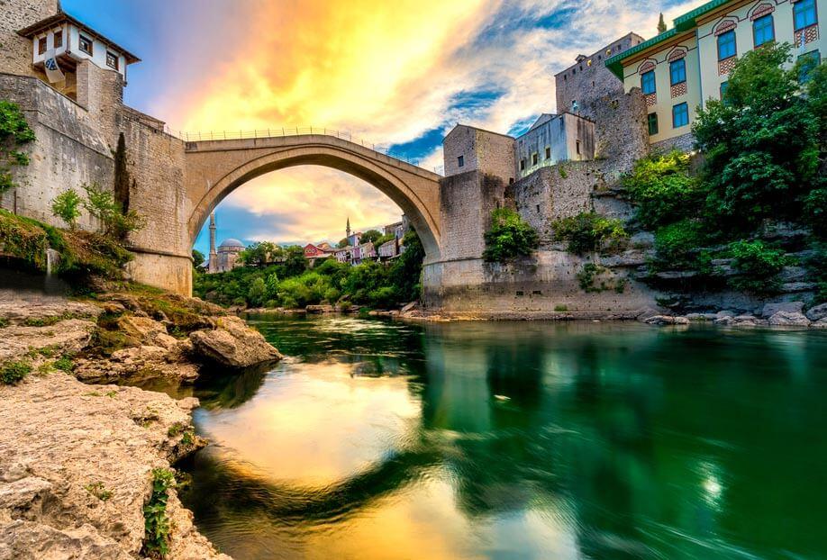 Mostar-Bridge