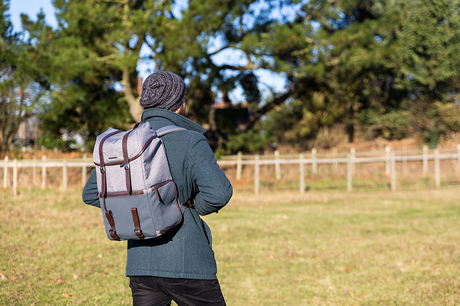 b6b13b5cd429 Bag Review  Manfrotto Windsor Backpack - Manfrotto Imagine More