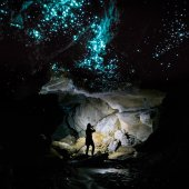 Glowworm caves Tom Archer for Manfrott