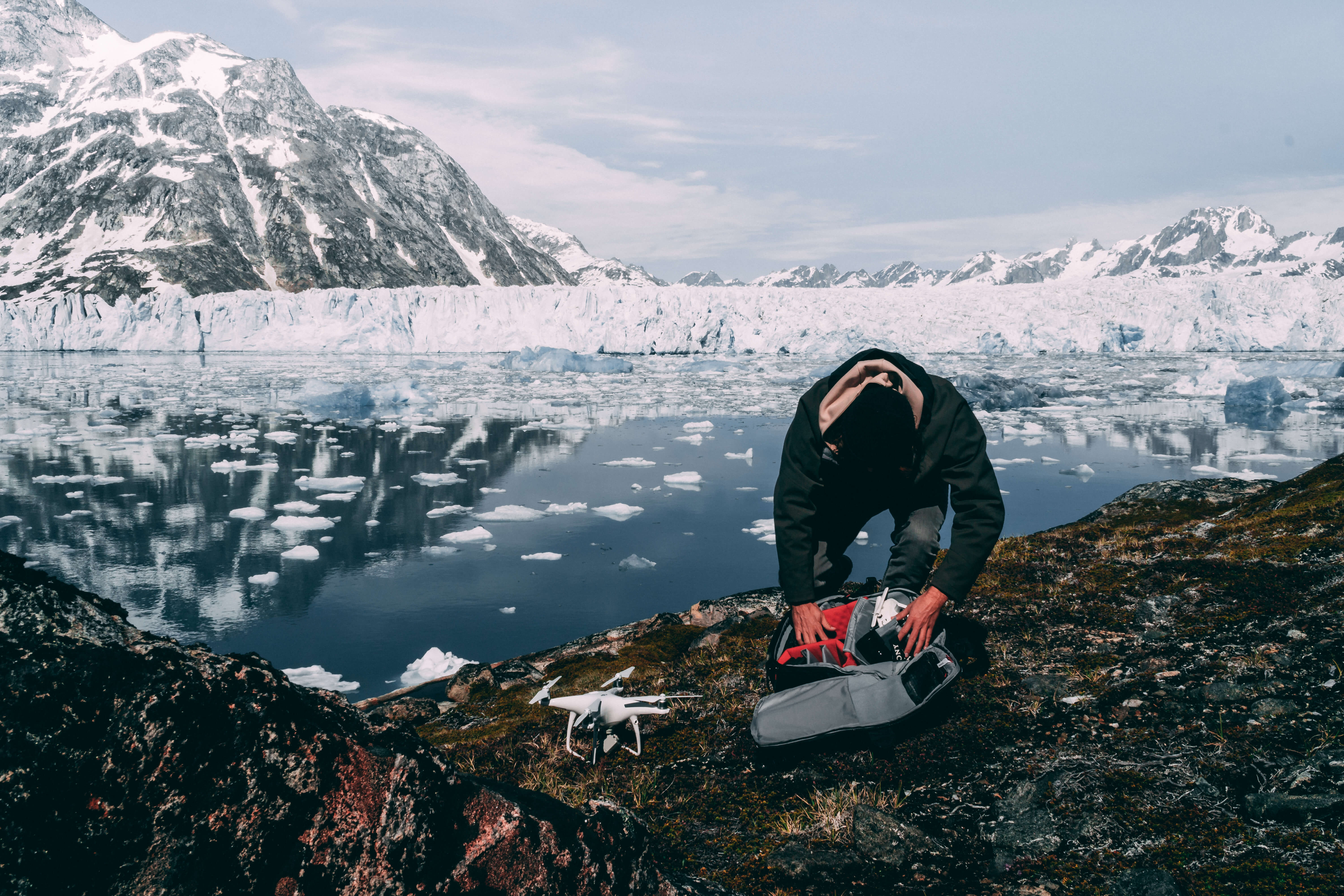 Arctic Paradise: Expedition in East Greenland with Manfrotto