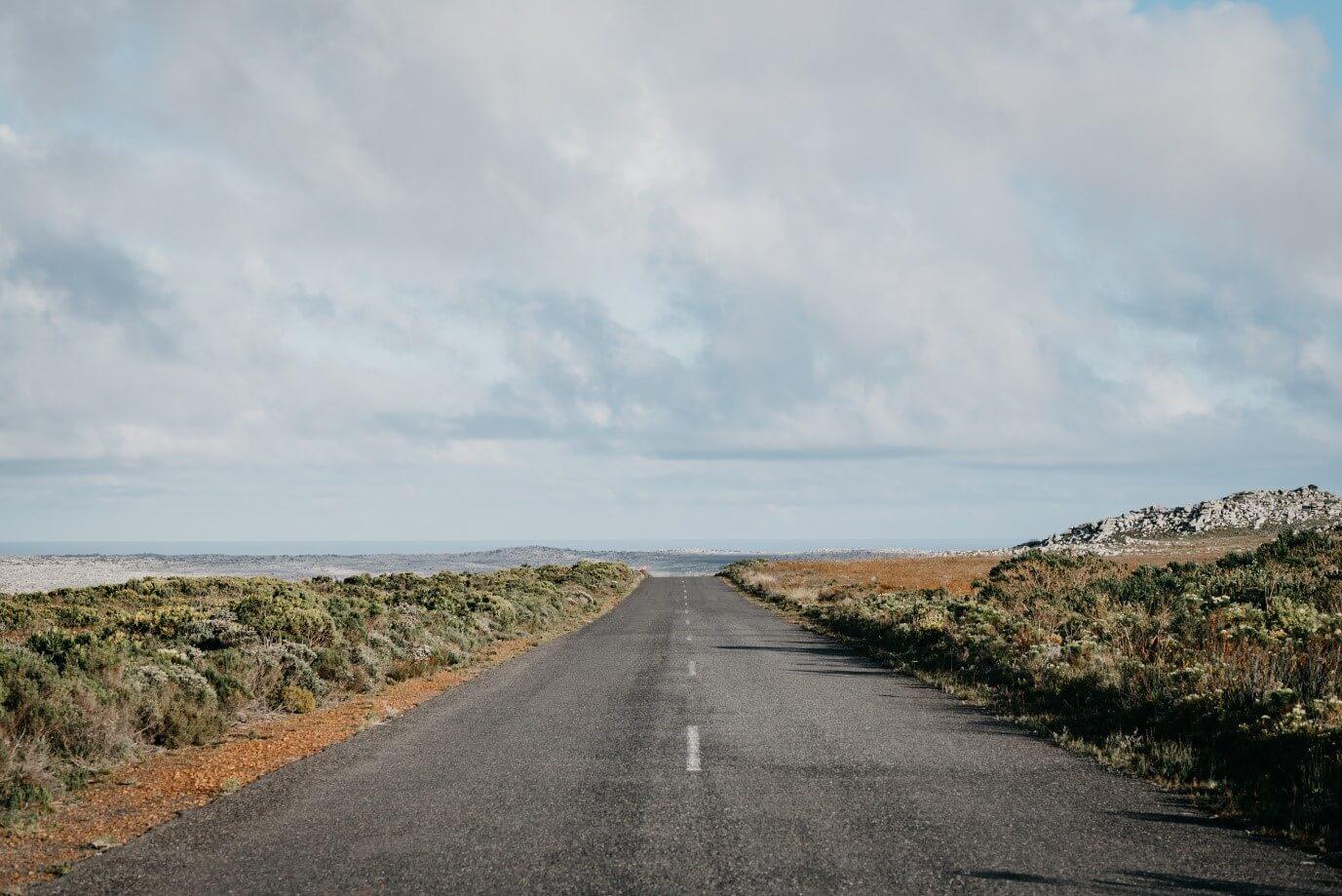 Die Landschaften variieren je nachdem, wo Sie sich im Naturschutzgebiet aufhalten.