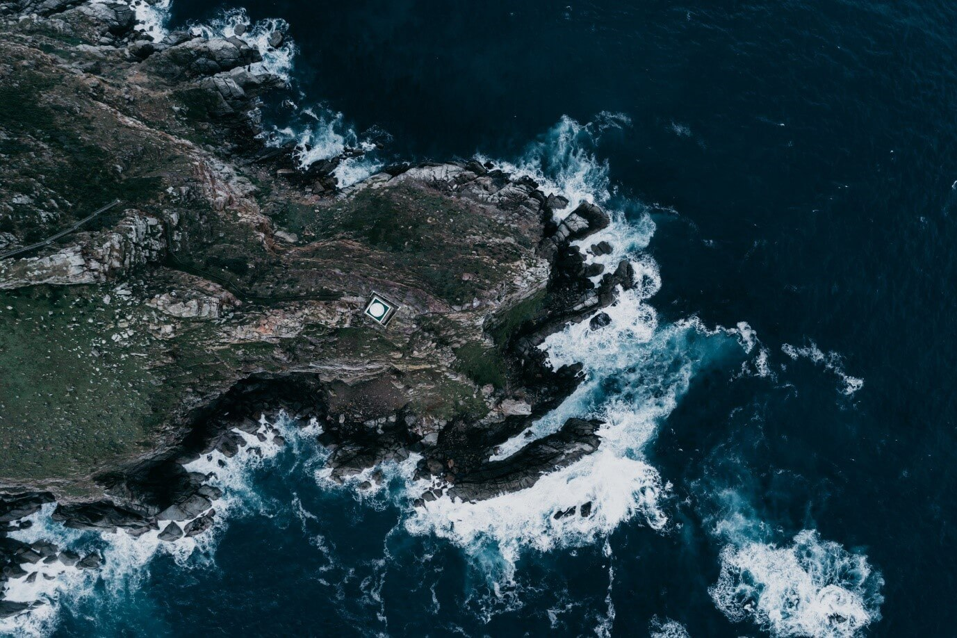 """Gefahren lauern an jeder Ecke am """"Cape Point""""."""