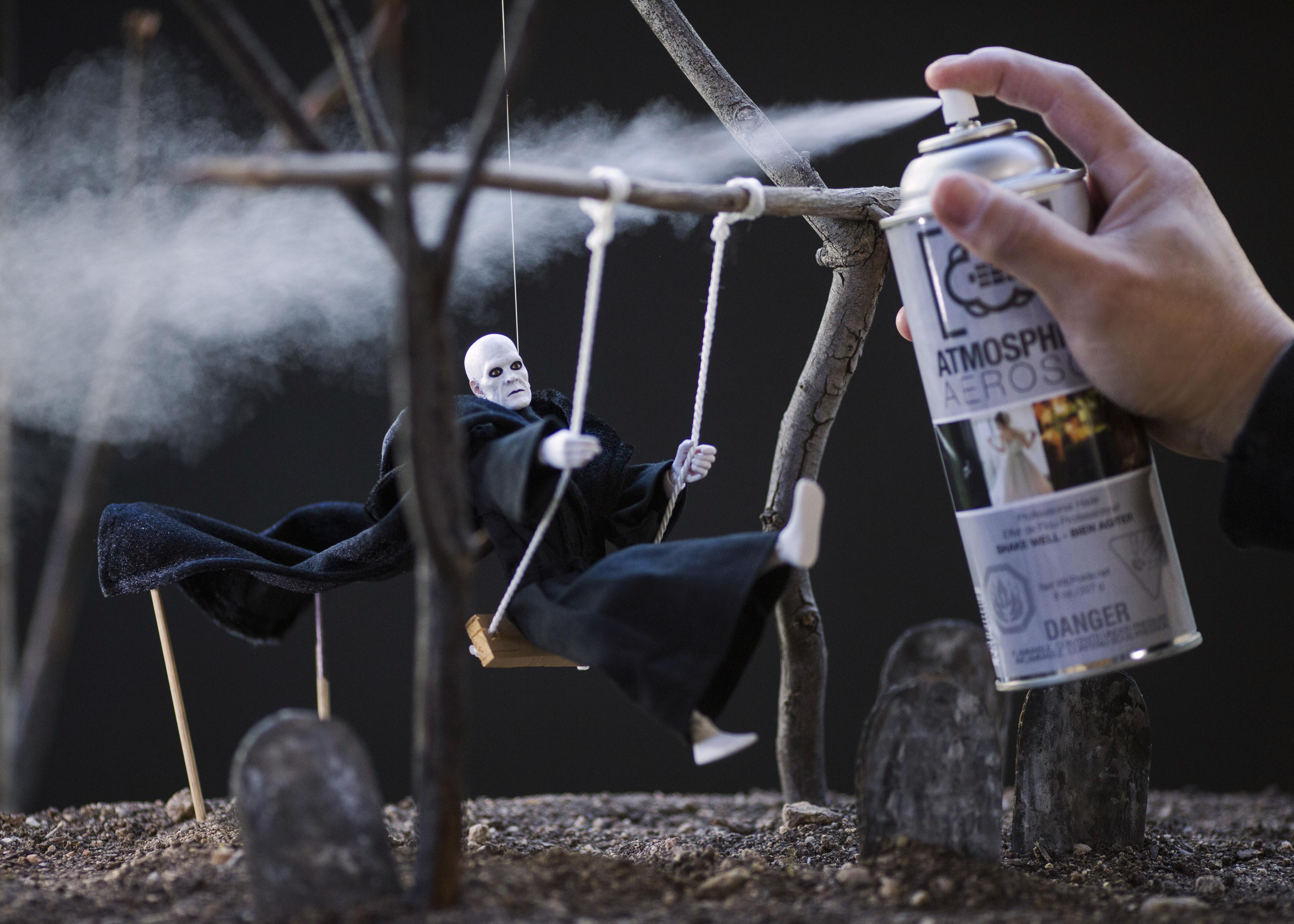 Halloween Manfrotto