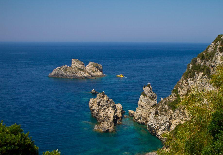 Corfu Blue Water