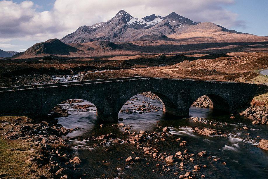 Skye Trail 2013
