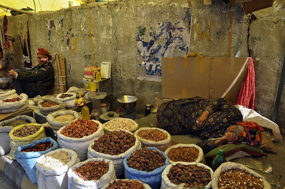 Leh marketplace_Leh_India