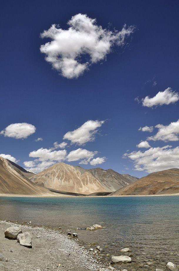 Pangong Tso Lake_Ladakh_India