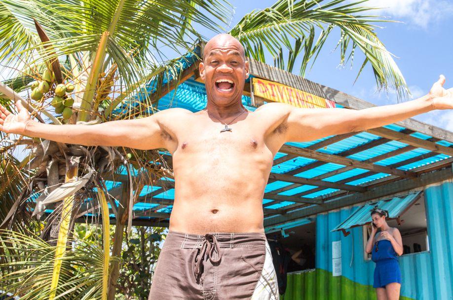 Curacao diving Kurt Twin Divers