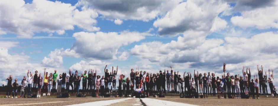 Instameets: not always alone - company on photowalks