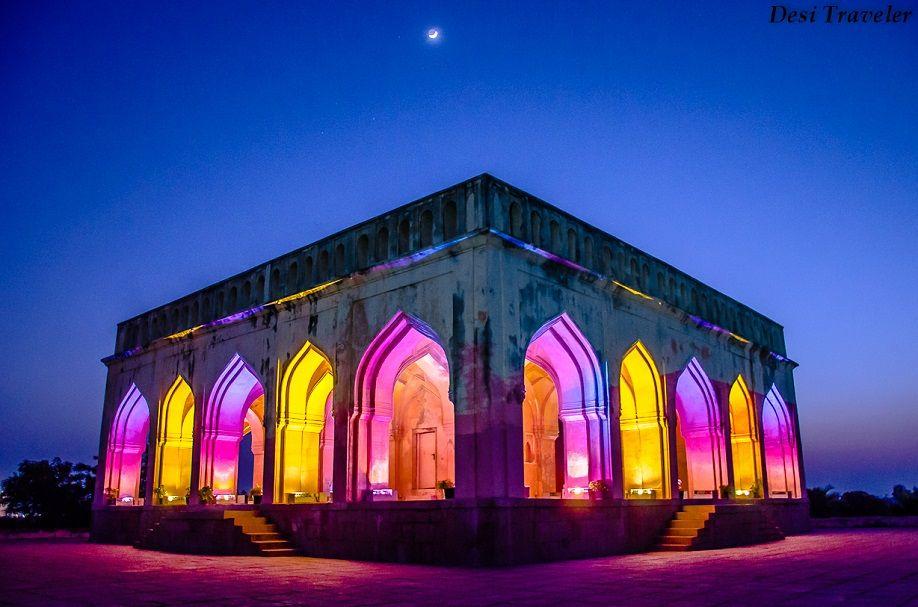 Taramati-Baradari-Hyderabad-