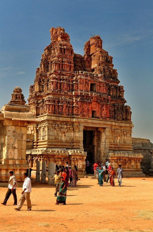 Hampi-A UNESCO World Heritage Site in India