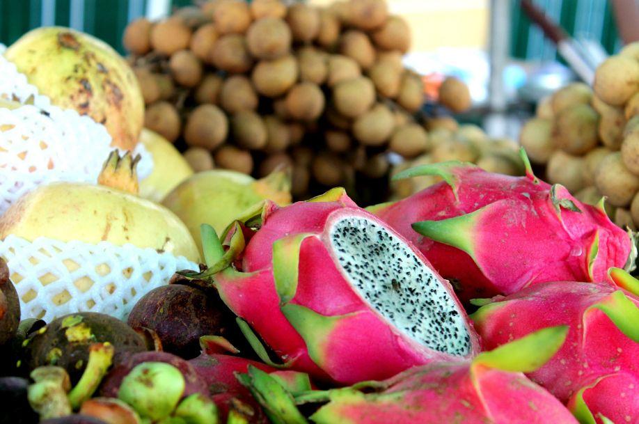 Bangkok Dragonfruit