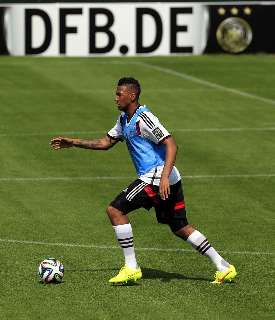 Training Camp Germany FIFA Football World Cup Brazil 2014 - Trainingslager der deutschen Nationalmannschaft 2014
