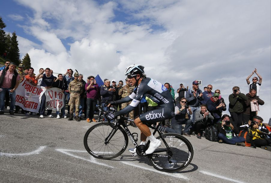 Giro d'Italia 2014 - Cycling road race -