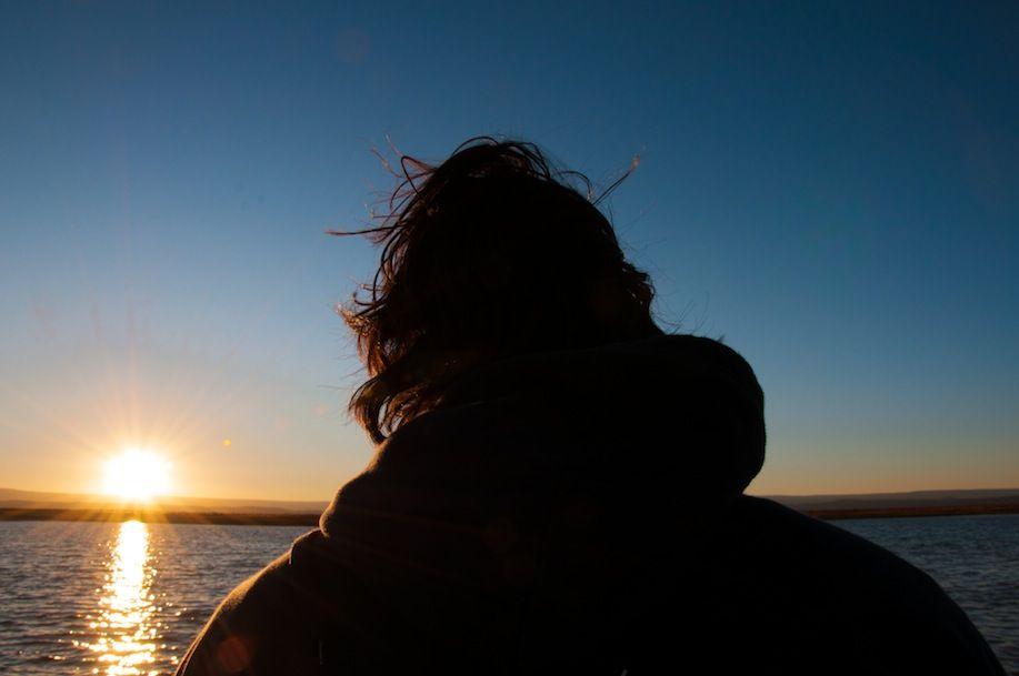 PHOTO5_Silhouette portrait in the Atacama Desert CHILE